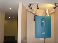 Paul Santos 370 Heat Recovery Unit